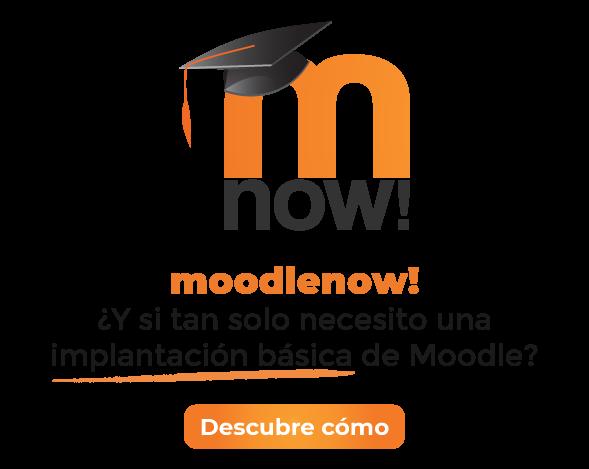 moodlenow! Nuestra implantación básica de moodle